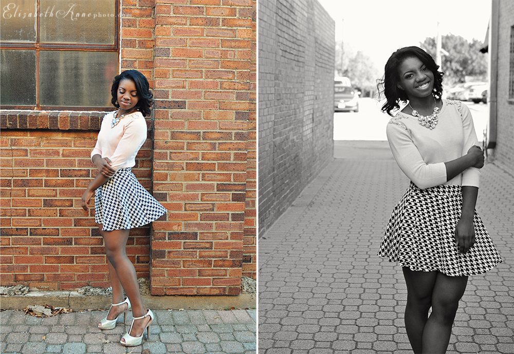 jasmine kennedale high arlington senior photographer