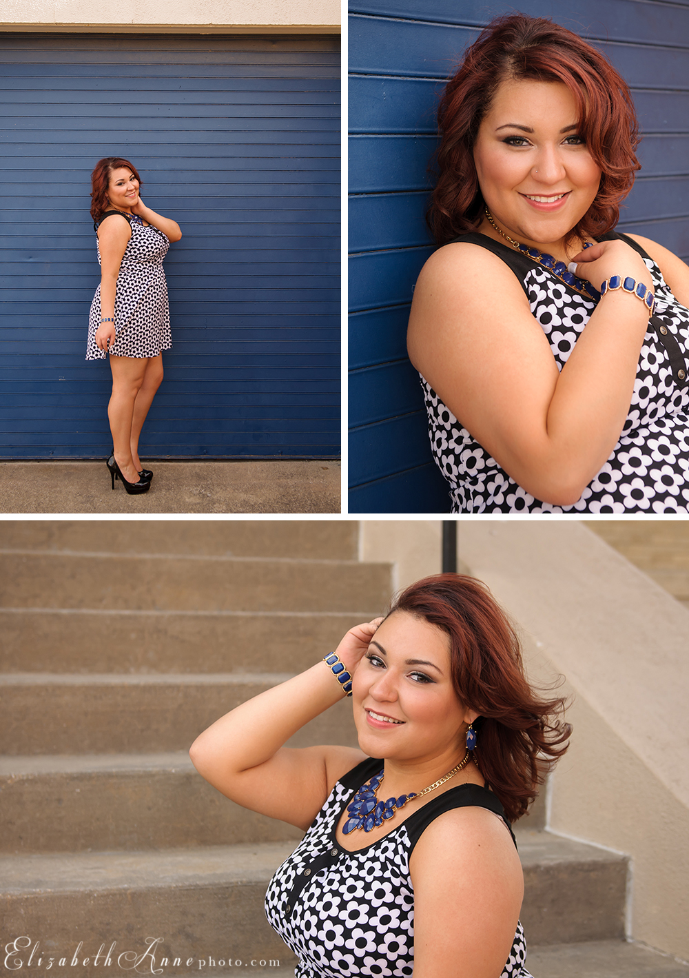 Fort worth senior photographer vivian class of 2014 for 2q salon grapevine